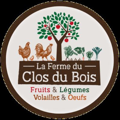 La Ferme du Clos du Bois logo accueil